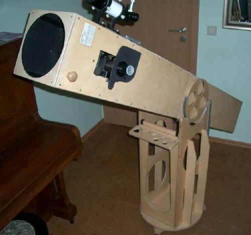 astrotreff astronomie treffpunkt wie sah euer erstes selbstbauteleskop aus. Black Bedroom Furniture Sets. Home Design Ideas